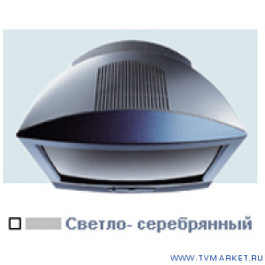 Телевизор Calida 5784 ZP light silver